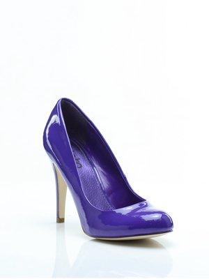 Туфли фиолетовые | 1792373