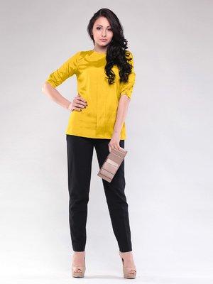 Блуза желтая | 1959043