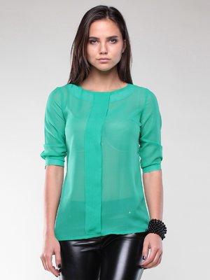 Блуза зеленая | 1959048