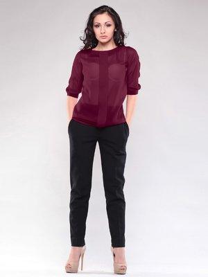 Блуза сливового цвета | 1959050
