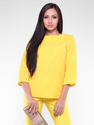 Блуза желтая | 1958979