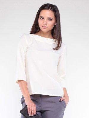 Блуза молочного цвета | 1959065