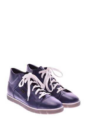 Ботинки синие | 1962343