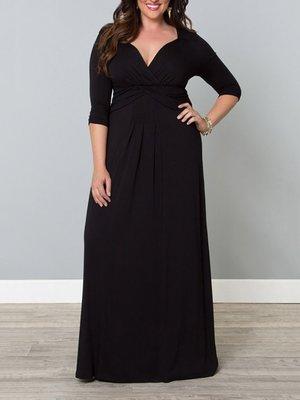 Платье черное | 1965132