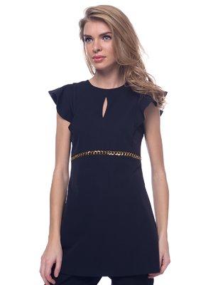 Блуза черная | 1967592