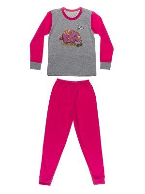 Пижама: лонгслив и брюки | 1964344