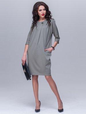 Сукня оливкового кольору | 1969043