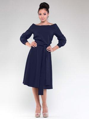 Сукня темно-синя | 1969865