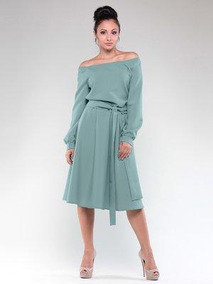 Сукня оливкового кольору | 1969869