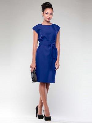 Платье цвета электрик | 1969885