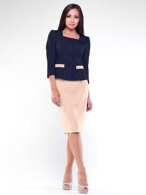 Комплект: жакет и юбка | 1970032