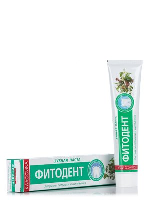 Зубная паста «Фитодент» | 1976424