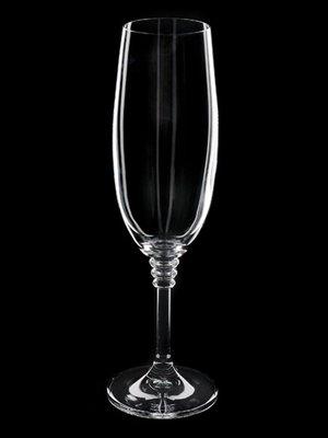 Бокали для шампанського «Олівія» (6х190 мл) | 1975494