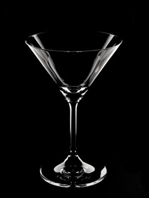 Бокалы для мартини «Лара» (6х210 мл) | 1975501