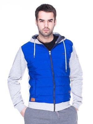 Куртка сине-серая   1977977