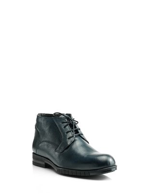 Ботинки темно-синие | 1983505