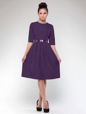 Сукня темно-фіолетова | 1984447
