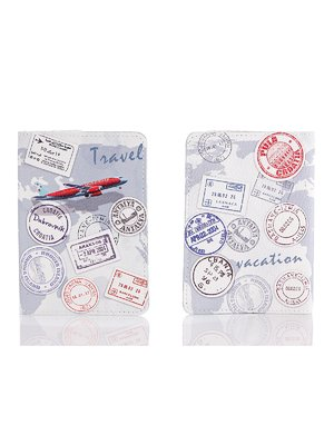 Обкладинка на паспорт Travel | 1988248