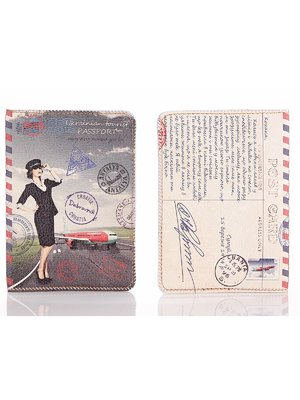 Обкладинка на паспорт Ukrainian tourist | 1988256