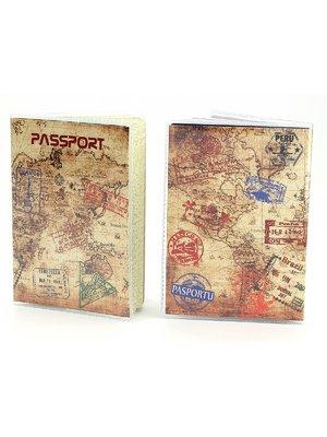 Обкладинка на паспорт «Мандрівник» | 1988259