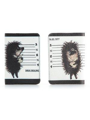 Обкладинка на паспорт «Їжачок» | 1988294