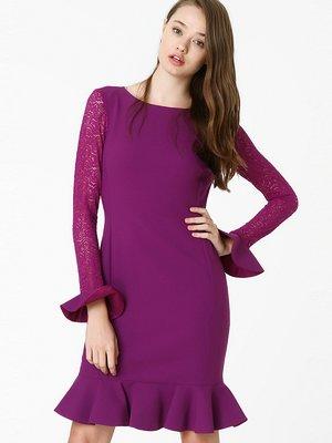 Сукня фіолетова | 1991596