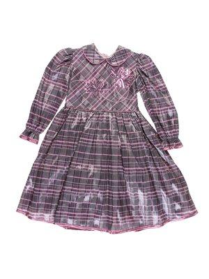 Платье клетчатое   3341163