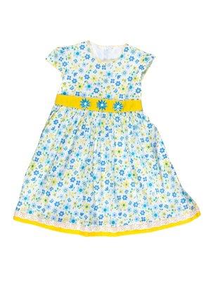 Сукня в квітковий принт | 3343267