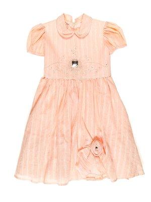 Платье персикового цвета   3341229