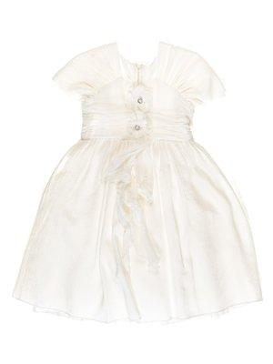 Сукня молочного кольору | 3342775