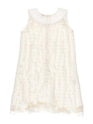 Платье молочного цвета   3342774