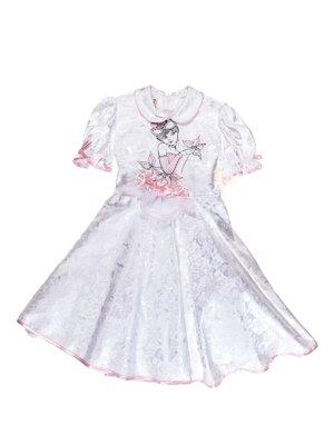 Платье белое   3342056