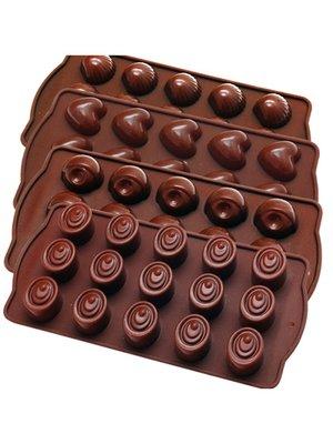 Форма для шоколадных конфет (1 шт.) | 2001511