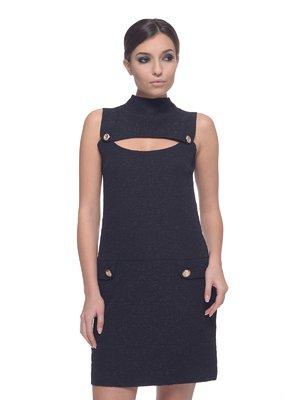 Платье черное | 1882655