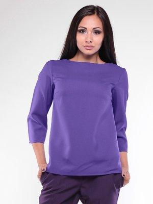 Блуза светло-фиалкового цвета | 2004355