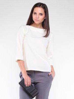 Блуза молочного цвета | 2004357
