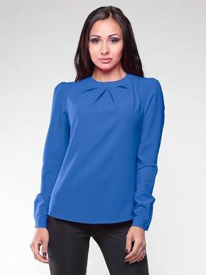 Блуза кольору електрик | 2005508