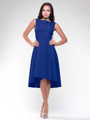 Сукня кольору електрик | 2005572