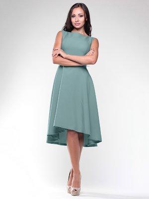 Платье оливковое | 2005577