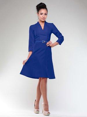 Сукня кольору електрик | 2005579