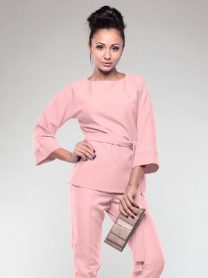 Блуза персикового кольору | 2005598