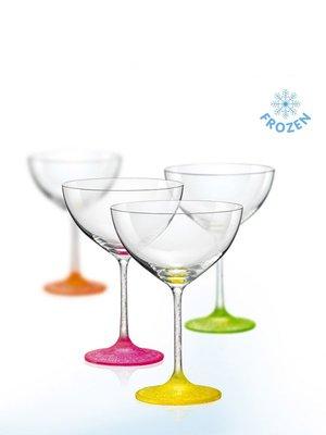 Набор бокалов для коктейлей Neon Frozen (4х340 мл) | 2008750
