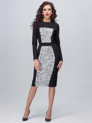 Сукня чорно-біла | 2012282
