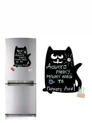 Доска магнитная на холодильник «Кот Ашот» | 2012224