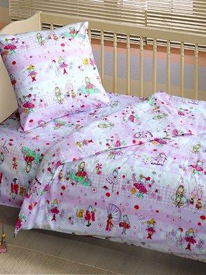 Комплект постельного белья детский | 1430345