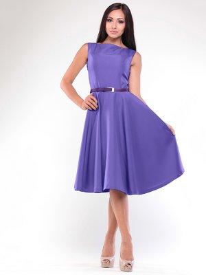 Платье фиолетовое | 2014602