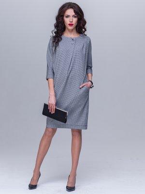 Платье серое | 2023499