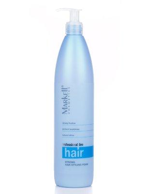 Пінка для укладки волосся сильної фіксації (500 мл) | 2023863