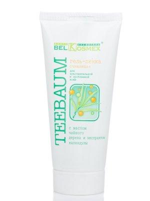 Гель-пенка очищающая Teebaum для чувствительной и проблемной кожи (80 г) | 2023840