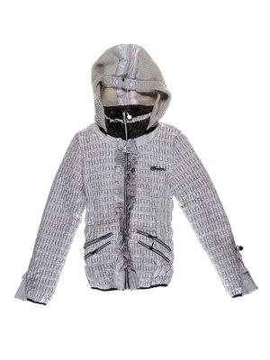Куртка серая | 2022530
